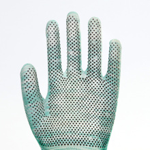 Non-slip Polyester PU Work Labor Gloves