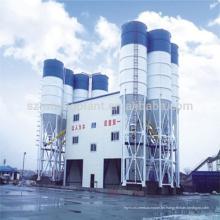 Profesional HZS240 Fabricante De Planta Mezcladora De Cemento
