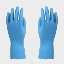 Natural Latex Household Rubber Gloves For Man's Car / Window Cleaning