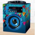 Mini Bluetooth Mobile Radio Music Box Speaker