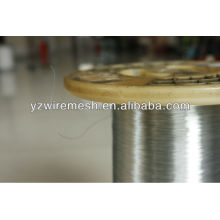 Fil galvanisé trempé à chaud de 0,28 mm à 0,5 mm pour le marché japonais