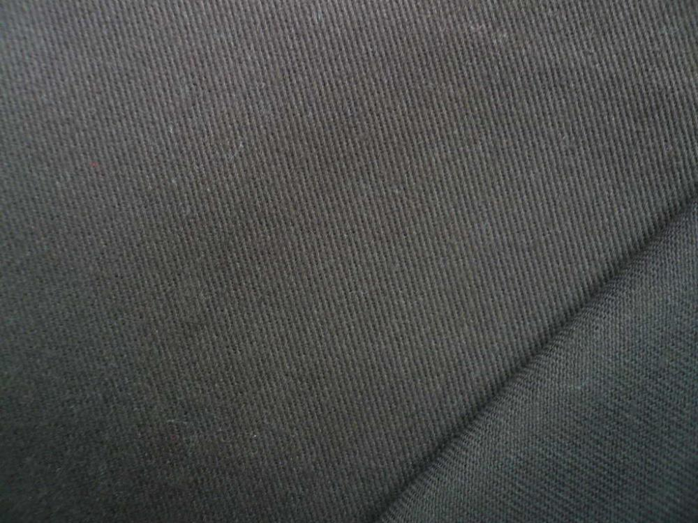 100% COTTON TWILL FABRIC DYEING 360GSM  7*7