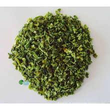 Pimentão verde desidratado alta qualidade