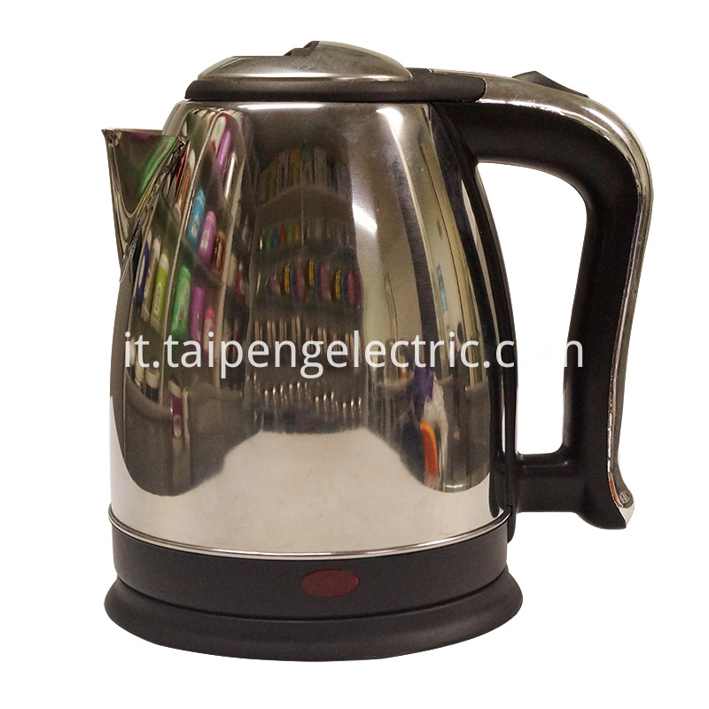 Hot Running Kettle