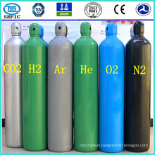 50L Medical Seamless Steel Oxygen Gas Cylinder (ISO9809)