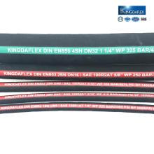 Tuyau hydraulique ignifuge tuyau en caoutchouc tuyau tuyau hydraulique raccord