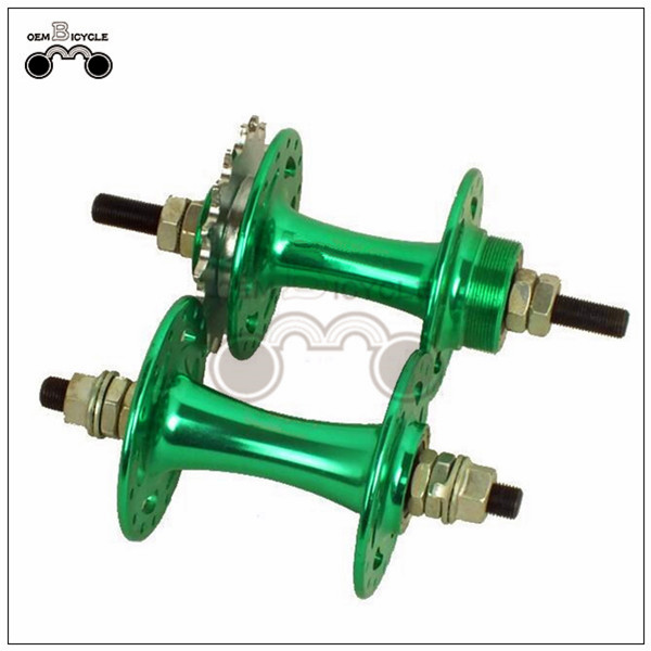 fixed gear bike aluminum alloy color hub3
