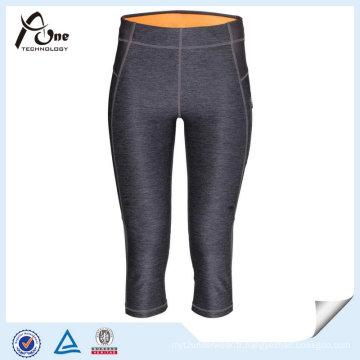 Vente chaude Chine Pas Cher Personnalisé Femmes Yoga Pantalon