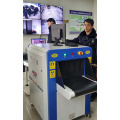 X-Ray Baggage Scanner Used for Railway Station
