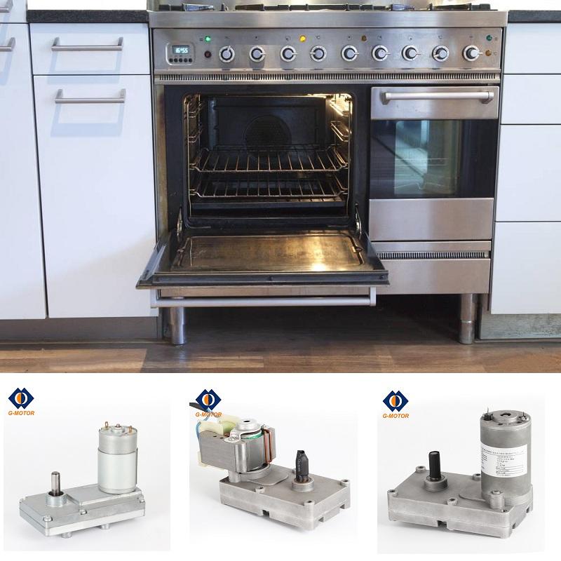 oven gear motor