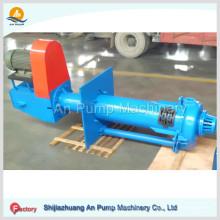 Pompe à soupe verticale submersible 380V avec filtre