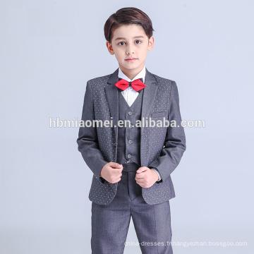 2016 bébé garçon formelle costumes de mariage bébé garçon ensemble de vêtements pour accassion formel bébé garçon costume en gros