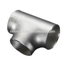ASME/ANSI B16.9 t y pipe fitting