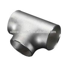 ASME/ANSI B16.9 t y pipe fitting