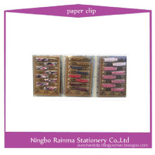 Cloth Art Stationery Paper Clip for Promotion Gift