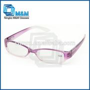 Reading Glasses With Spring Hinge Optical Lens