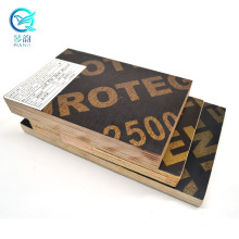 Shuttering Plates Pvc Plywood Formwork Board Panels Plastik Replacable Surface China