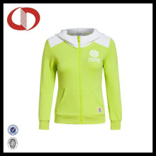 Custom Made High Quality Sports Jacket for Ladies