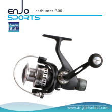 Angler Selecione Nova Spinning / Fixo Spool Fishing Reel Fishing Tackle (cat hunter 300)