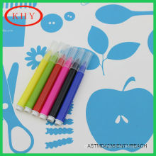 New designed non-toxic silicone medium erasable ink marker pen