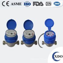 Compteur d'eau volumétrique en acier inoxydable