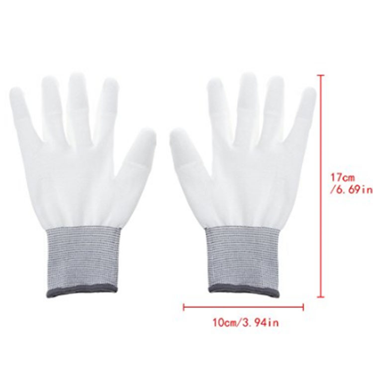Anti Bacterial Anti Static Gloves