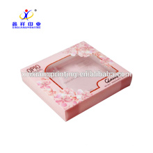 Customized Size!Custom design handmade paper cosmetic gift set packaging box