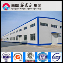 Prefabricated Steel Structure Workshop (SSW-14026)