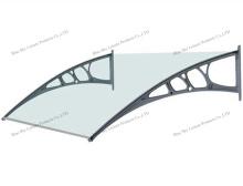 Aluminium Canopy Glass Roofing Balcony Canopy (B900)