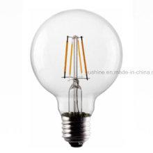 Bombilla del filamento del LED G80 4W CE
