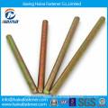 carbon steel Acme black stud M10 Threaded rod