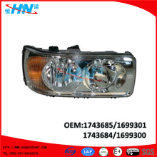 Aftermarket Headlamp 1743685 1743684 Truck Parts