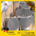Mill Terminado DC / CC Círculos de aluminio en aleación 1050/1060 1200 3003