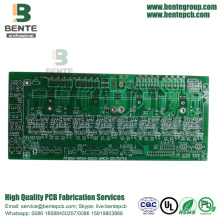 3oz Thick Copper PCB FR4 Tg150 2-layers