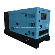 46kw 58kVA Doosan Silent Дизельный генератор и мощность