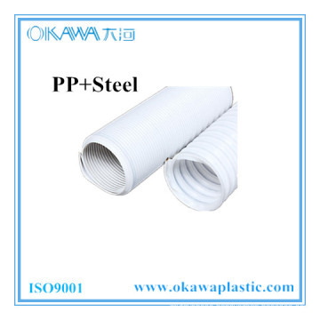 High Flexible PP Ducting Collector Hose