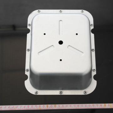 Kundenspezifisches Aluminium-CNC-Rapid-Prototyp-Stanzteil
