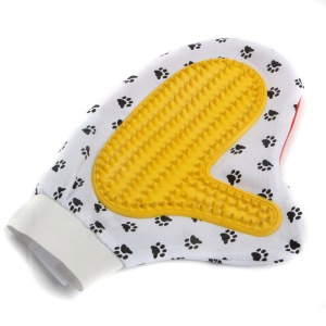 pet dog cleaning gloves