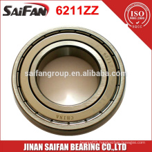 NSK KOYO Ball Bearing 6211 ZZ 6211 2RS KOYO Construction Machinery Bearing 6211 ZZ 6211 2RS