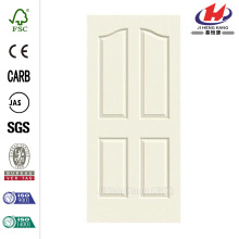 4-Panel Eyebrow Painted Interior Door