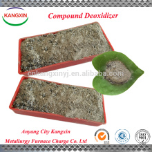 China good plant supply high efficient complex deoxidizer/compounde alloy powder