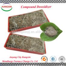 China boa planta fornecer alta eficiência complexo desoxidante / compounde pó de liga