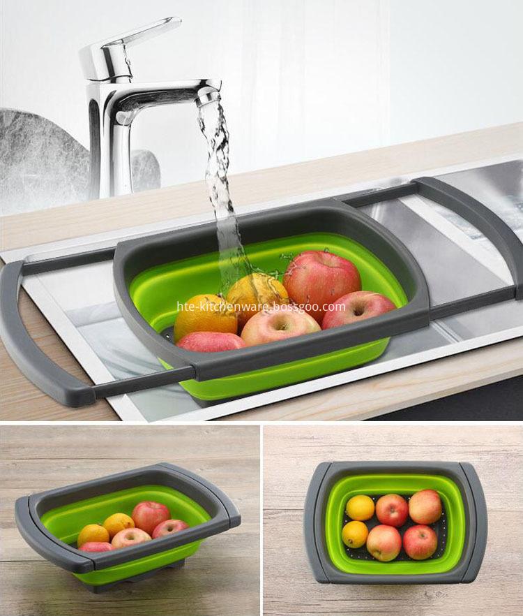 kitchen plastic strainer
