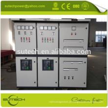 Switchgear do armário de distribuição do poder de GGD para o gerador diesel