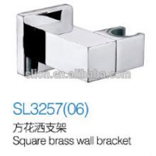 Square brass wall brackets SL3257(06)