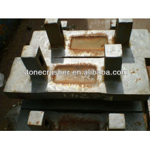 parker impact crusher spare part blow bar