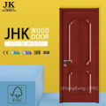 JHK-Customized Deep Carved Painting - Puerta de madera contemporánea