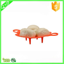 Vapor de venta caliente de alta calidad del alimento de la silicona de la microonda