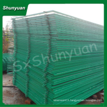 PVC framed fence panel rolls