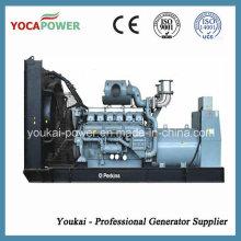 430kw / 537.5kVA Generador diesel abierto por Perkins Generador eléctrico de la energía del motor Generación diesel de la generación de energía